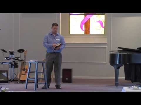 Have a More Intimate Relationship with Christ by Pastor Russell - 5/11/14 - The FellowshipSF
