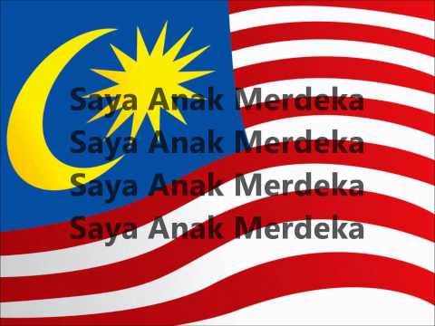 Saya Anak Malaysia 2011 -lirik-.wmv