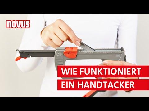 Novus Handtacker | Produktfilm