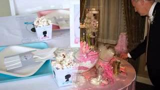 Baby Shower Candy Table Decor Ideas