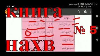арабский язык с арабом | урок нахв (грамматика ) № 5