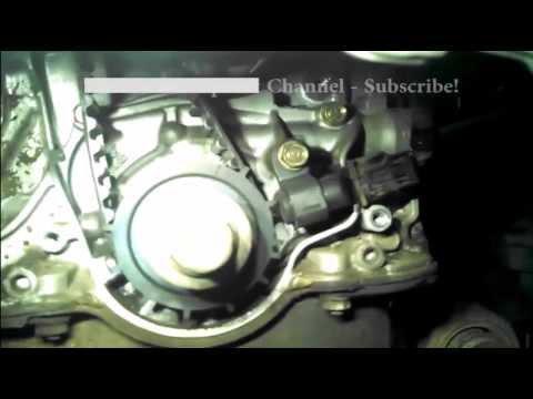 2002 honda civic timing belt and water pump doovi for Honda civic timing belt replacement