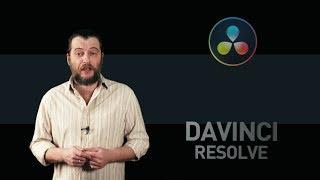 DaVinci Resolve уроки:как использовать selection mode и trim mode при монтаже