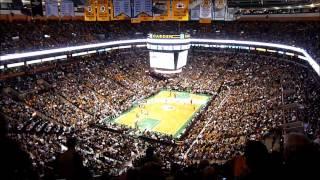 Basketball: Boston Celtics vs Utah Jazz, TD Garden 2012