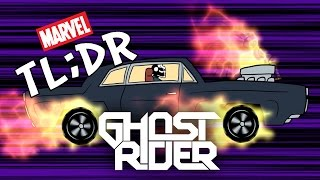 What is Ghost Rider? - Marvel TL;DR