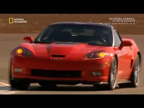 Megafabbriche - Corvette ZR1