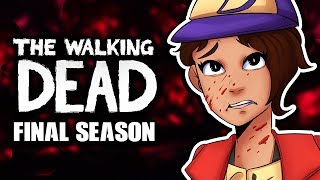 THE MOST SHOCKING DEATH YET!   The Walking Dead: The Final Season   Episode 1   Ending