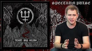Watain - TRIDENT WOLF ECLIPSE - Album Review