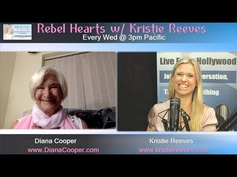 Bringing in the New Golden Age with Diana Cooper