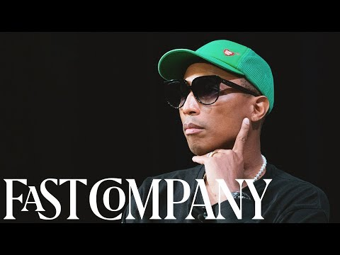 Pharrell Williams And Illumination's Chris Meledandri On Creativity And Collaboration | Fast Company