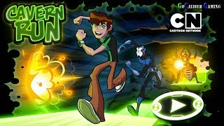 Ben 10 Cavern Run Android Walkthrough - Gameplay Part 1