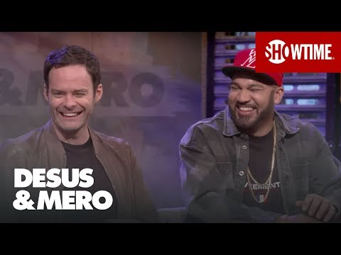 Bill Hader&39;s Hilariously Accurate NYC Impressions  Extended   DESUS & MERO  SHOWTIME