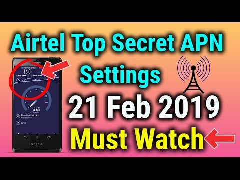 Download How To Boost Airtel 4g Speed 2018 100 Working Trick Must