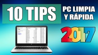 Trucos para Mantener Tu PC Rapida y Libre de Virus / TOP 10 Tips para Windows ft. HackWindows