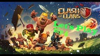 Let's Play: Clash of Clans (Episode 6) *clan castle!*