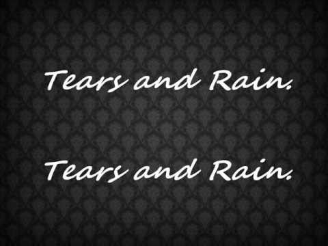 Tears and Rain - James Blunt (With Lyrics)