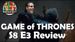 Game of Thrones S8E3 review - Spoilers and Bells!