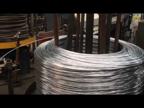 Cut and Straightening of Wire Rods by Automatic Wire Revesby NSW Australia