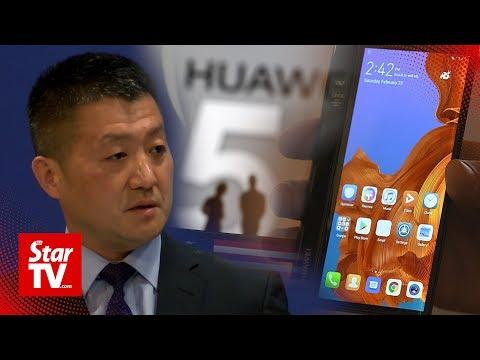 Beijing accuses Washington of defamation over Huawei ban