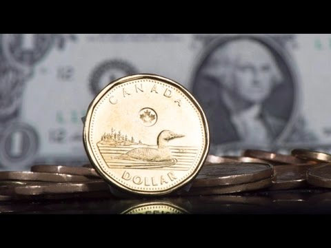 Canadian Dollar Drops To Lowest Level Since 2004