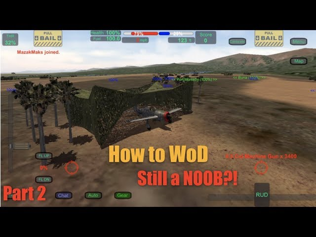Wings of Duty - The Basic for Noobs