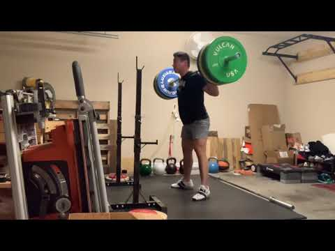 Paused Squat - 140kg X 3