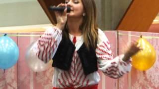 "Ioana Moldovan ""Tuca-ma Bade Ilie""-Iulius Mall Cluj-22.11.2013"
