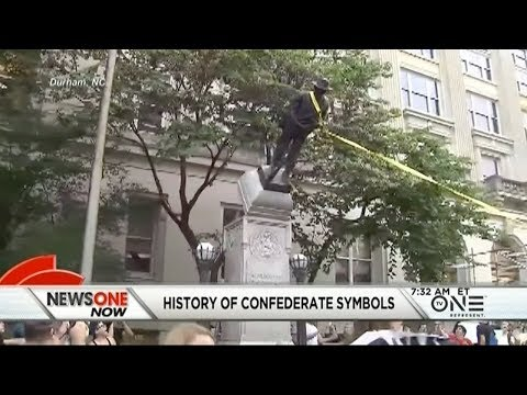 Momentum To Remove Confederate Monuments Increases In The Wake Of Charlottesville