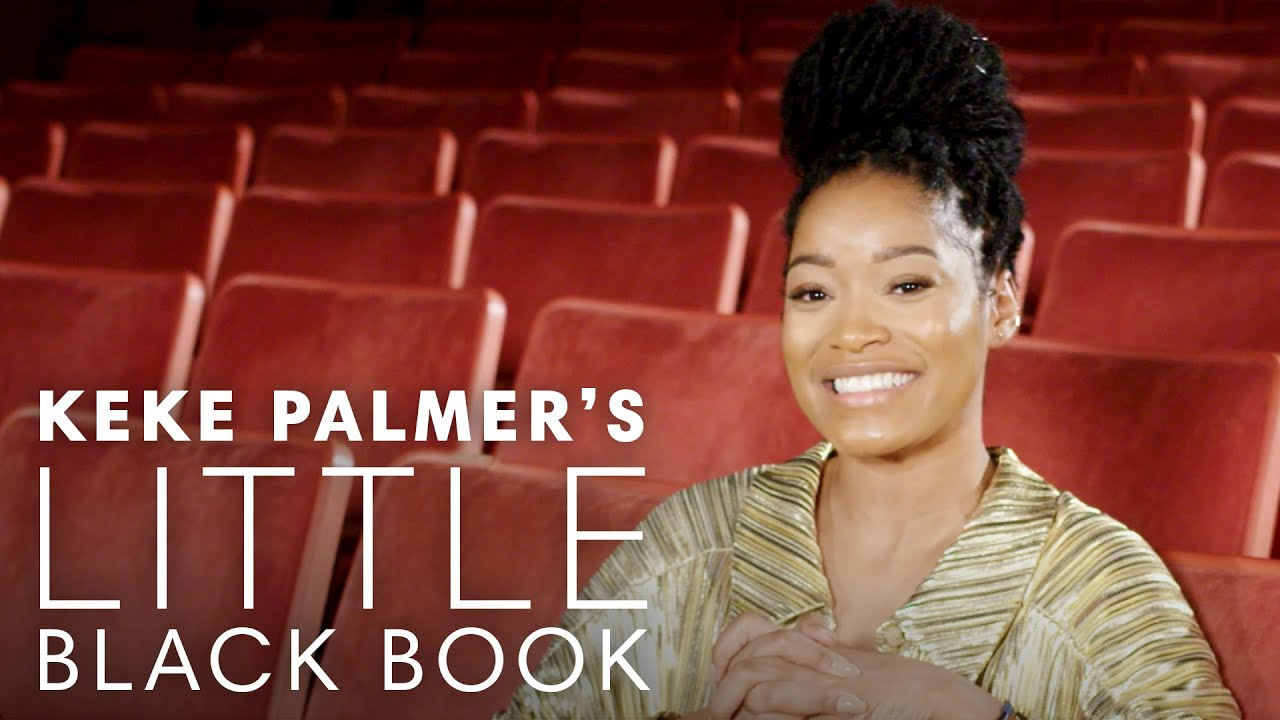 Keke Palmer's Guide to Becoming A Successful Entertainer | Little Black Book | Harper's BAZAAR