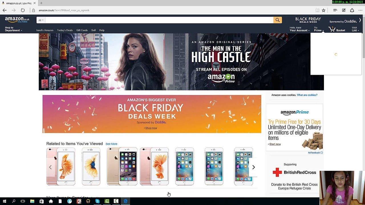 Amazon Iphon Kappen Mädchen