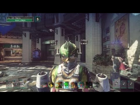 LET IT DIE Fashion Cycle Madness + Loaded Glove (tier 1-4)