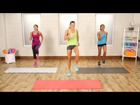 Day 11: 20-Minute No-Running Cardio Workout | Class FitSugar