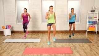 20-Minute No-Running Cardio Workout | Class FitSugar