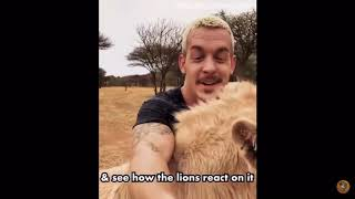 DEAN SCHNEIDER | Lion Pride Funny Moments 😂(new footage)