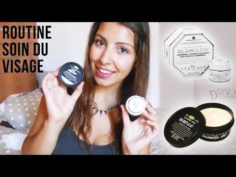 routine soin du visage pour peaux s ches youtube. Black Bedroom Furniture Sets. Home Design Ideas