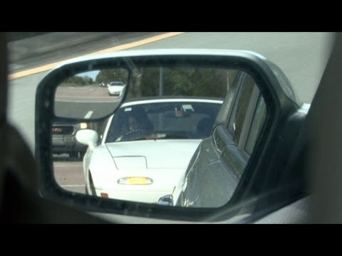 Adjust Mirrors For Improved Safety