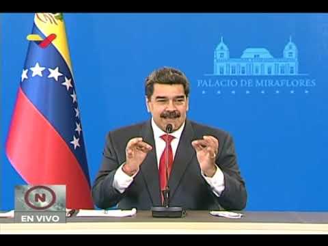 Presidente Maduro, rueda de prensa completa con medios internacionales tras elecciones legislativas