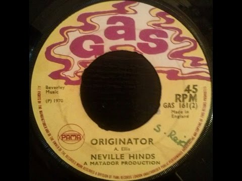 Neville Hinds - Originator