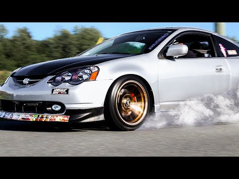 Here's Why You Need to Build a 9,000 RPM N/A Acura RSX Right Now!!