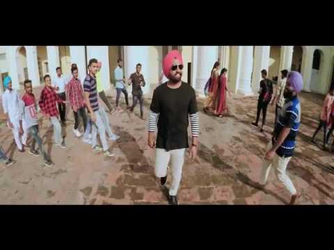Lagi Na Akh (Nikka Zaildar) | Ammy Virk : Sonam Bajwa | Film Punjabi Song 2016 | Yaariyan Music