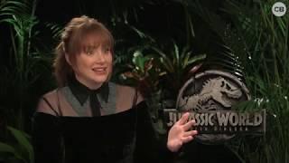 Bryce Dallas Howard Talks Jurassic World Fallen Kingdom