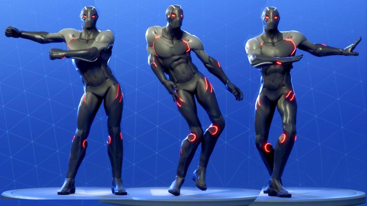 Omega showcase with all fortnite dances fortnite season 4 youtube - Fortnite default skin wallpaper ...
