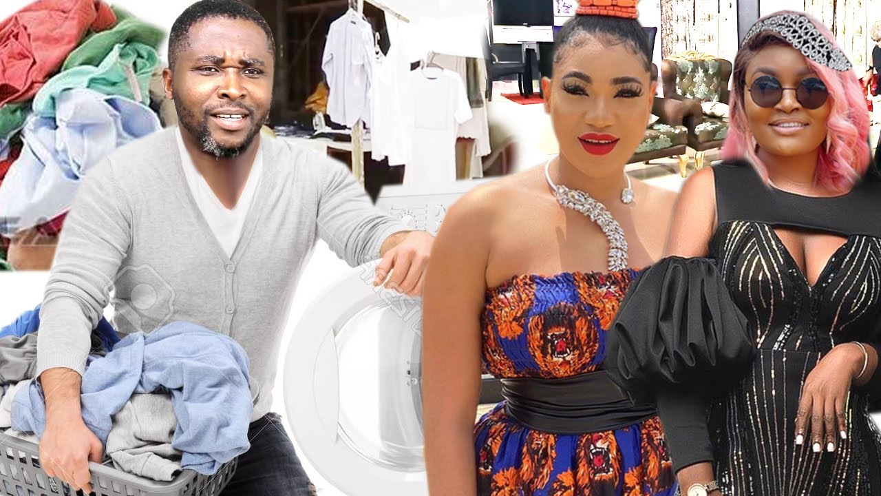Download HOW D HANDSOME DRY CLEANER MET & MARRIED D RICH PRINCESS 11&12 Onny Michael/Chizzy Alichi 2021 Movie