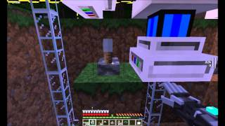 FTB Unleashed - Super Fast Quarry Tutorial (Fastest A Quarry Can Go)
