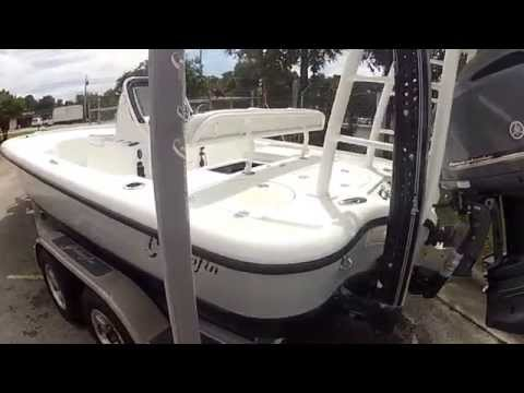 2013 Yellowfin 21 Hybrid For Sale | Off the Hook Yacht Sales