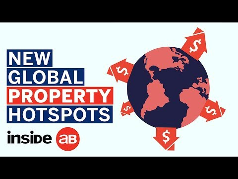 Where are the new global property investment hot spots?