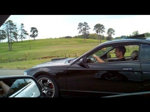 2009 PONTIAC G8 GT FULLY BOLTED vs. 03 FORD MUSTANG GT!!