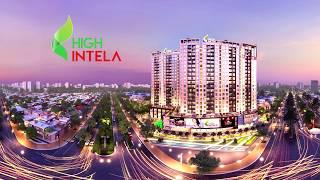 Tham quan căn hộ High Intela - đại lộ Võ Văn Kiệt