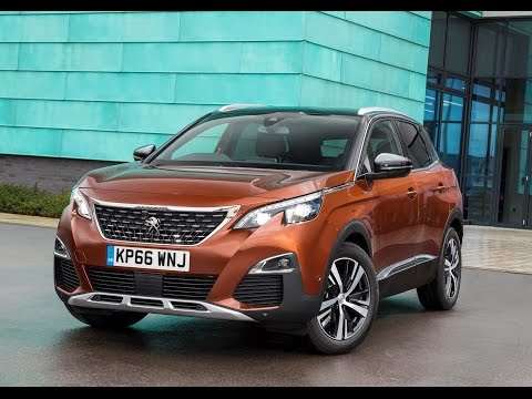 Peugeot 3008 SUV 2017 Car Review