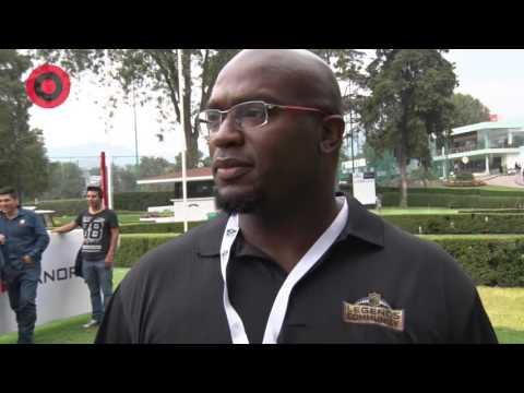 Entrevista a Will Shields Ex-jugador NFL